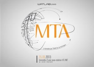 Plaquette MTA